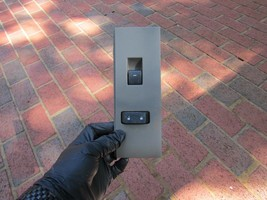 #8606K FORD EXPLORER 06 07 08 09 OEM PASSENGER POWER WINDOW CONTROL SWIT... - $6.65