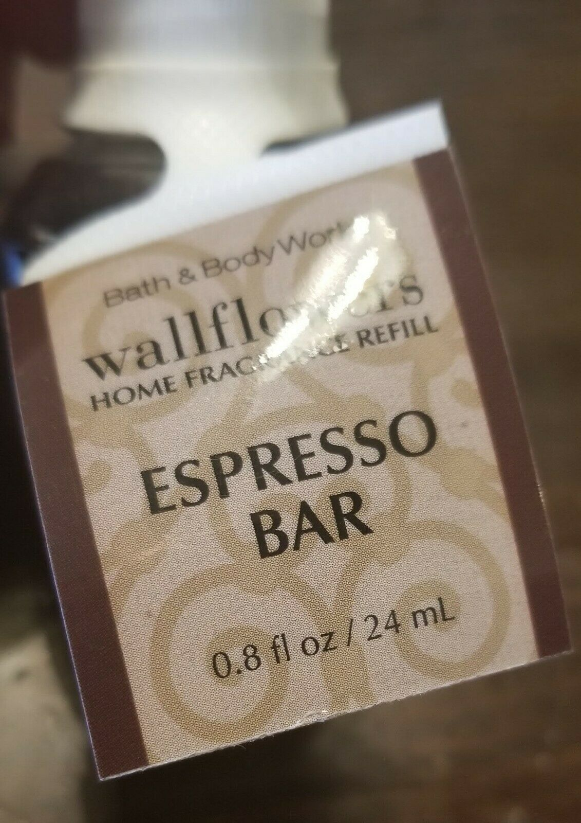 NEW Bath & Body Works Wallflowers ESPRESSO BAR Fragrance Refill Bulb