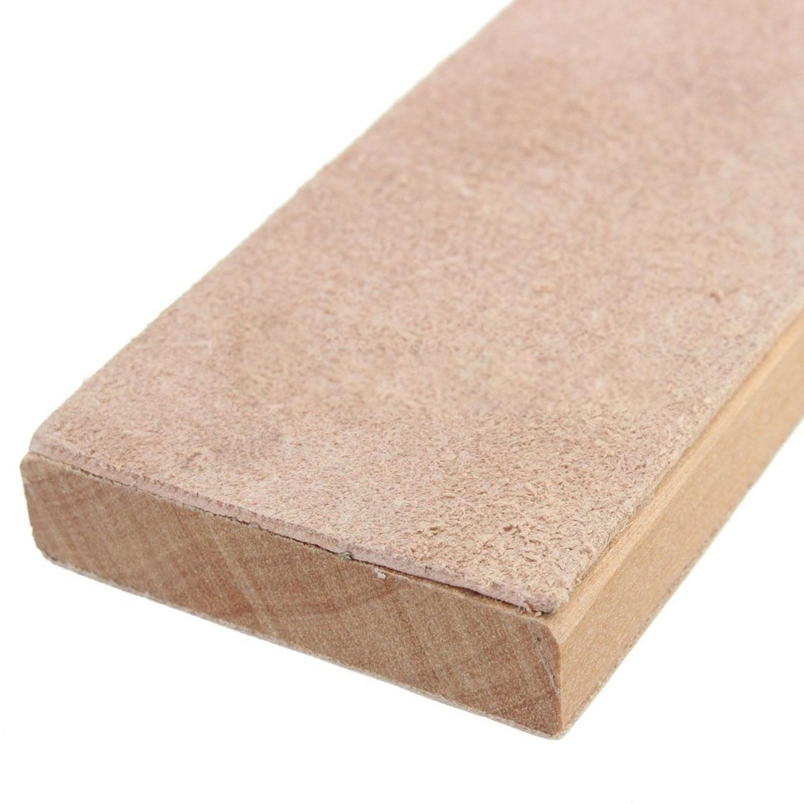 Sharpening Strop Wooden Handle Leather and 50 similar items