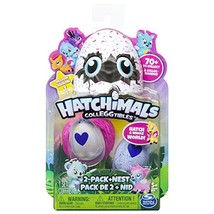 Hatchimals 6034164 Colleggtibles with Nest Playset (Pack of 2) - $12.17