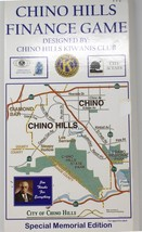 New Chino Hills Financial Kiwanis CA Monopoly Style Board Game - $22.20