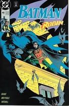 Batman Comic Book #465 Dc Comics 1991 Very FINE- Unread - $2.75