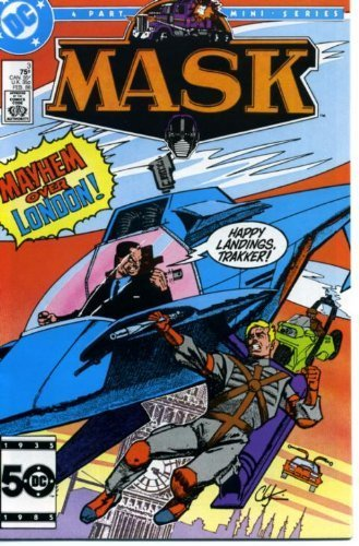 Mask #3 [Comic] [Jan 01, 1985] Mike Fleisher
