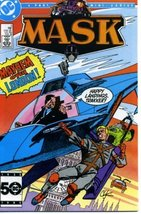 Mask #3 [Comic] [Jan 01, 1985] Mike Fleisher - $1.95