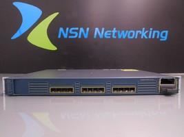 Cisco 3560-E Catalyst WS-C3560E-12SD-E 12-Port Gigabit SFP Switch C3K-PWR-300WAC - $494.95