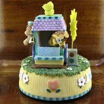 San Francisco Music Box Co Disney Song of The South Animated Train Music Box image 4