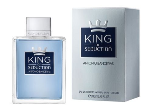 King Of Seduction By For Men Edt Spray 6.7 Oz