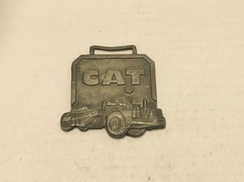 Vintage Watch Fob - CAT Caterpillar - $30.00
