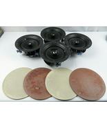 4 Origin Acoustics P61 Subwooferby Ceiling Wall Speakers Home Audio Elec... - $200.00