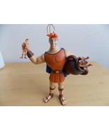 Disney Hercules Christmas Figurine  - $25.00