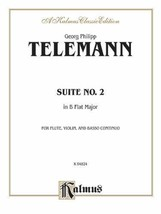 NEW - Suite No. 2 in B-flat Major (Kalmus Edition) - $9.79