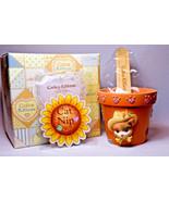 Calico Kittens: Catnip Planter - 204102C - Flower Pot, Seed Packet & Pla... - $21.77