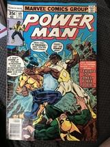 Marvel Comic Group POWER MAN #49 - $15.00