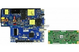 Rca RLDED5098-UHD Tv Repair Parts Kit (T Vs With Sn Beginning A1709) - $49.00