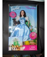 Talking Barbie as Dorothy 1999 Barbie Doll NRFB The Wizard of Oz & Toto NEW - $110.00
