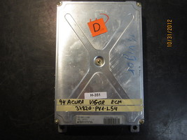 92 93 94 Acura Vigor Engine Control Module ECU/ECM #37820-PV1-L54 (H-351) - $23.75