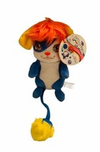 "Netflix Popples 8"" Izzy Spin Master 2015 Plush Has Tags  - $15.99"