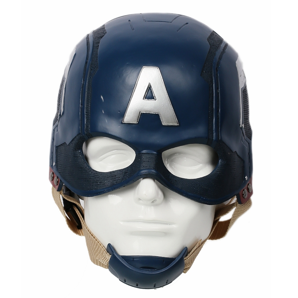 Captain America 3: Civil War Helmet Movie Cosplay Props for Adult