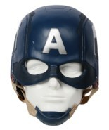 Captain America 3: Civil War Helmet Movie Cosplay Props for Adult - £59.99 GBP