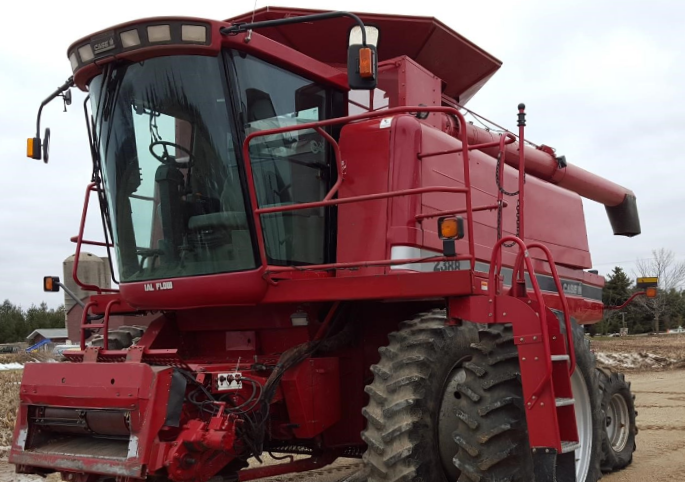 2001 CASE IH 2388 For Sale In Hubertus, WI 53033
