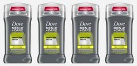 4 Dove Men + Care Antiperspirant SPRTCARE FRESH Deodorant 2.7 oz, Pack of 4 - $24.58