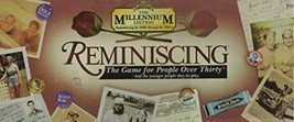 REMINISCING Millennium Edition Party Game Trivia Board Game by TDC Games... - $56.42