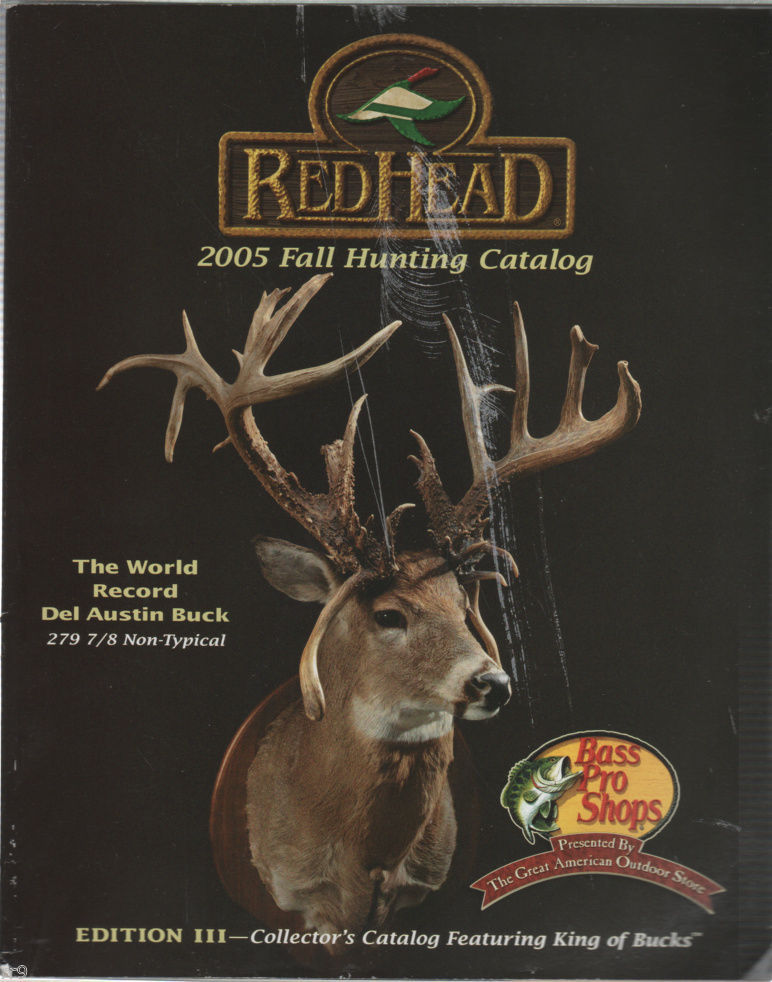 Primary image for Red Head 2005 Fall Hunting Catalog