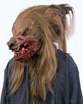 Wolf Mask Kick-Ass Werewolf Beast Monster Creature Halloween Costume Par... - $397.73 CAD