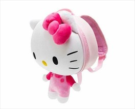 Hello Kitty Sanrio 3D Backpack Rucksack bag PINK for kids 2020 release J... - $183.04
