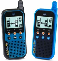 vtech kidigGO Walkie Talkie blue - $23.38