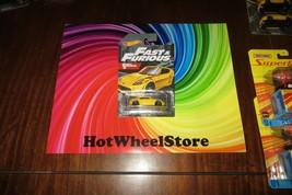 2020  Hot Wheels  Yellow    NISSAN 370Z    Fast & Furious  Walmart   HW1... - $3.25
