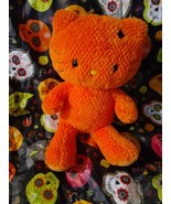 BABW Hello Kitty Halloween Limited Edition Build A Bear Orange Plush Toy... - $64.34