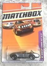 Matchbox Sport Cards Silver '65 Shelby Cobra 427 S/C - $11.73