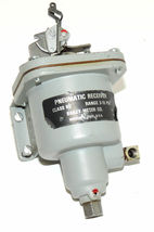 BAILEY METERS PNEUMATIC RECEIVER CLASS 8B 3-15PSI image 3