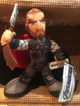 "NEW Marvel Avengers Endgame Thor 10"" Plush Toy Good Stuff Fast Shipping! - $10.30"