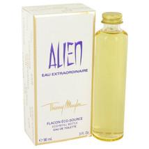 Alien Eau Extraordinaire 3 oz Eau De Toilette Spray Eco Refill 100% Auth... - $39.08