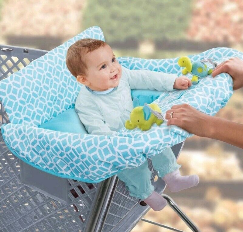 Primary image for Summer 2-in-1 Cushy Cart Cover and Seat Positioner, Diamonds
