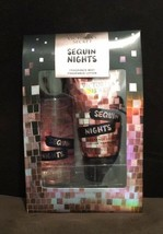 New Victoria's Secret Sequin Nights Mini Mist & Lotion Gift Set - $14.53
