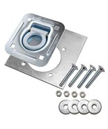 6-pack - Recessed Pan D-ring Trailer Tie Downs 6,000 Lb. Capacity and He... - $68.76