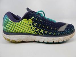 Brooks Pure Flow 5 Size US 8 M (B) EU 39 Women's Running Shoes Blue 1202071B308