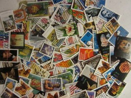 US postage stamp lot used ALL DIFFERENT 30 to 39 CENT STAMPS FREE SHIPPING - $6.92