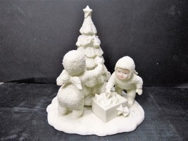 """WE WILL MAKE IT SHINE 7946-4"" Dept 56 Snowbabies CHRISTMAS FIGURINE - $10.44"