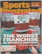 Sports Illustrated San Diego Clippers Kansas City Royals Penn State Stan... - $2.50