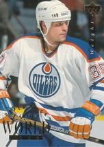 1994-95 Upper Deck #549 Doug Weight WT - $0.50