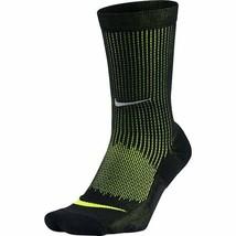 Nike Unisex Elite Wool Cushion Crew Run Socks SZ 6-7.5 (M) 7.5-9 (W) SX5... - $22.00
