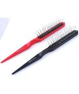 1 Piece Wig Brush Hair Iron Wig Brush Comb Red or Black - $2.99