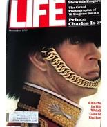 VTG Life Magazine December 1978 Osmond Show Biz Empire Photos Prince Cha... - $29.70