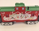 Lionel Mickey Mouse Train Set O Gauge Caboose Car Lionchief Bluetooth 6-82716