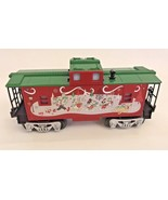 Lionel Mickey Mouse Train Set O Gauge Caboose Car Lionchief Bluetooth 6-... - $49.49