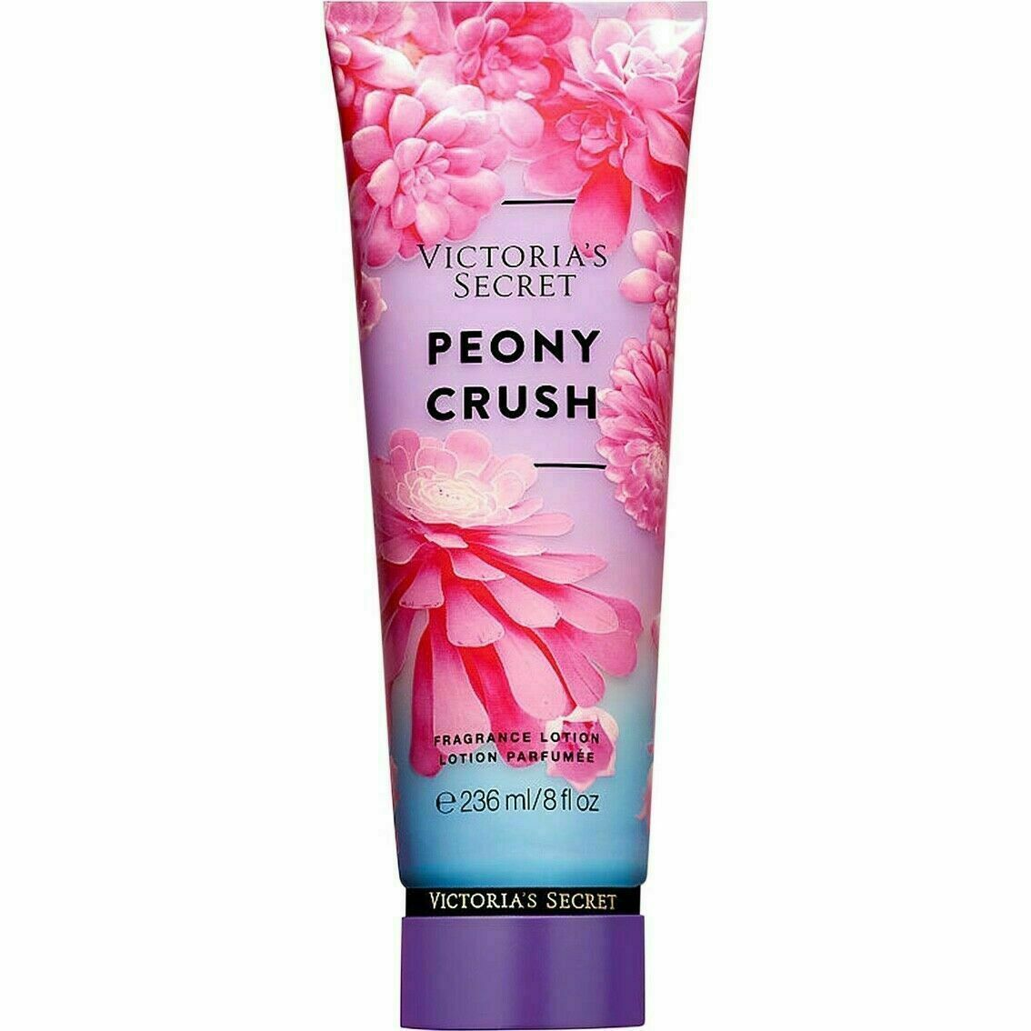 Primary image for Victoria's Secret PEONY CRUSH Fragrance Body Lotion 8.0 oz New SEALED Free Ship